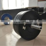 gym equipment olympic weight lifting bar/ barbell weight bar/ chrome barbell bar/ chrome bar