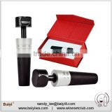 Vacuum Wine Saver / Wine Bottle Stopper / Air Pump Wine Stopper