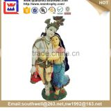Handmade Love Story for Hindu deities Art Gift, home decoration