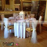 100% Polyester Material and Wedding,Party,Banquet,Hotel,Outdoor Use elegant wedding tablecloths