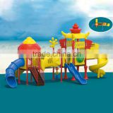 Amusement Park Used Kids Outdoor Playground Equipment