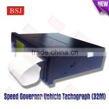 speed governor Black Box for Car digital techograph car travelling data recorder with speed limit function