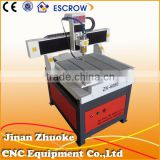 600*600mm Cheap PCB Prototype CNC Router Protel99&CopperCAM Software ZK-6060
