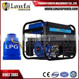 Dual Use Natural Gas Generator 5KW LPG Kit for Generator Electric LPG Gas Generator