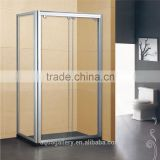 Aluminium Frame Clear Tempered Glass Shower Enclosure