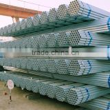 48MM ROUND HOLLOW SECTION GALVANIZED STEEL PIPE/GI TUBE                                                                         Quality Choice