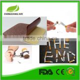 chinese herbal plasters nicotine patch