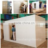 color coated used cold room for sale