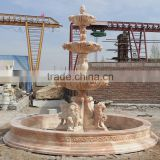 chinese water fountains design natural stone carved decorative garden waterfall
