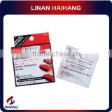 Chinese manufacture nonwoven cleaning nail polish remover wet wipes