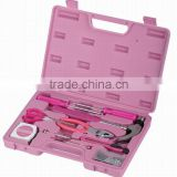 95pcs Pink tool set for girls mechanic tool 6*4'' scredrivers scissors precision screwdriver fasteners