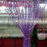 New hot sale crystal beaded door curtain for wedding and home decoration