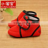 Hot sale and fashion leather baby boots,genuine leather baby moccasin shoes