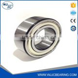 metal stud and track roll forming machine 3032X2DM double row angular contact ball bearing