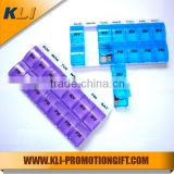14 compartment custom 7 day pill organizer am pm
