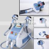 E-light IPL / Intense Pulsed Light 3000W Beauty Equipment with cold compress head cooling