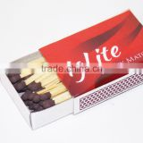 Colorful Head Safety Candle Wooden Matches from India