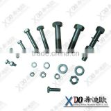 Super Alloy GH3128 /GH3030/GH3044 hardware stainless steel fastener anchor bolt type bolt extender