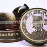Premium Shaving Soap for Men - Barbershop Fragrance - Shave Soap That Smells Great and Provides a Smooth Shave