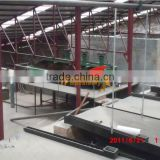 high processing ability chrome ore gravity concentration machine shaking table price