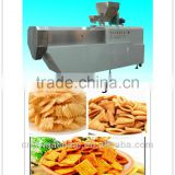 snack food puff extruder ,rice crust