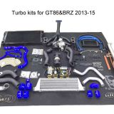 Mertop-Saber Performance Turbo Kit - TOYOTA GT86 BRZ / Scion FRS 2013+ (Fits: 2013+gt86& BRZ)