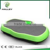 Green Color Cyber Body Fixer Power Fit Vibration Plate