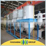 High efficiency refined sunflower oil manufacturer