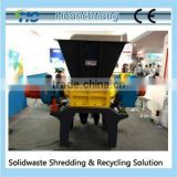 Plastic bottle and can crusher