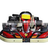 wholesale cheap200cc or 270cc adult single seat racing go kart with CNC for sale