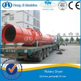Silica and quartz sand rotary dryers for drying sand with direct factory price hot in America and Australia