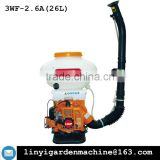 backpack gasoline engine mist blower