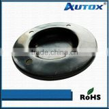 wheel hub cover with rubber gasket 1mm for MACK Truck