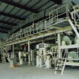 2150/300 duplex board paper coating machine