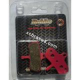 organic mountain bike brake pads for AVID (2008-2010)CODE 5 AND CODE 7