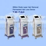 Y9D-Ydel Painless vertical laser 808 nm diode laser hair removal machine