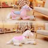 Custom Giant Big Plush White Unicorn Stuffed Toy Stuff Large Red Pink Unicorn Soft Toy