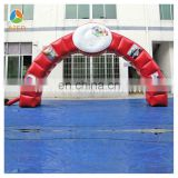 China Coloful Inflatable Arch for Advertising,commercial used Archway