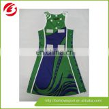 high resolution sports wholesale netball jersey