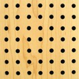 MDF Board Sound Proofing Material Perforated Wooden Timber Acoustic Wall Panels