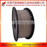 Wholesale 1.75mm 1kg spool (2.2lbs) white Light change /Fluorescence PLA 3d printer filament for 3D Printing Machine