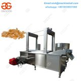 Continuous Fryer Equipment/Automatic Fried Potato Chips French Machine  /Easy Operate Continuous Machine With snacks