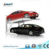 Hydraulic Tilting Car Parking Lift for Low Space Ce approved