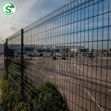 Galvanized Wire Green Coated Wire Mesh Perimeter Fencing