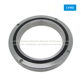 RA8008 UUCC0 P5P4P2 ultra-thin crossed roller bearing Cross roller collar Industrial robot bearing Hollow rotating platform