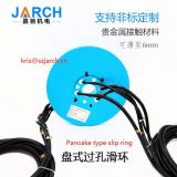 JARCH Customizable disc conductive slip ring customizable disc collecting ring