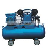 1100kw 1.5hp 8bar Industrial belt driver mould injection piston air compressor