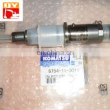 Original diesel fuel common rail injector for sale