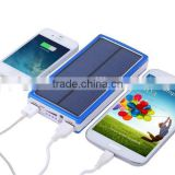 New model 20000mAh portable Solar charger for mobile phone,smart phone/tablet pc etc                                                                         Quality Choice