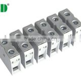 high quality 14.5mm rail terminal block spade terminal blocks